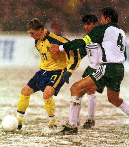 Найхолодніші матчі. Рік 1999-й. Україна - Словенія - изображение 4
